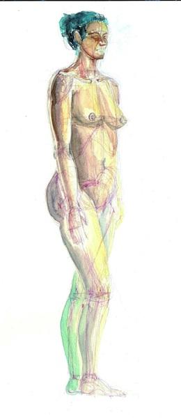 Roberta Volpe Drawings And Studies