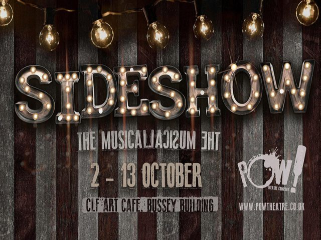 Side Show by B. Russell – Making of