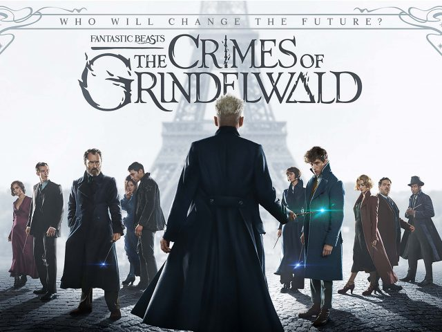 Fantastic Beasts – Crimes of Grindelwald